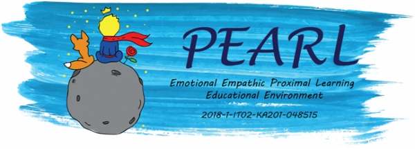 "Erazmus+  ""PEARL"" Emotional Empathic Proximal Learning Educational Environment"